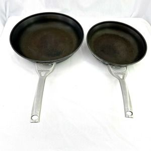 Calphalon 12in & 10in Fry Pans 1392 & 1390
